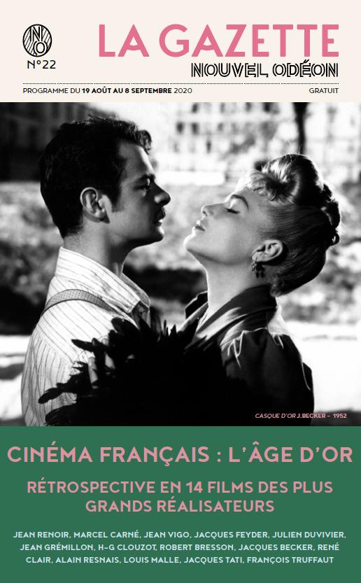 Rétrospective Cinéma français : l'âge d'or