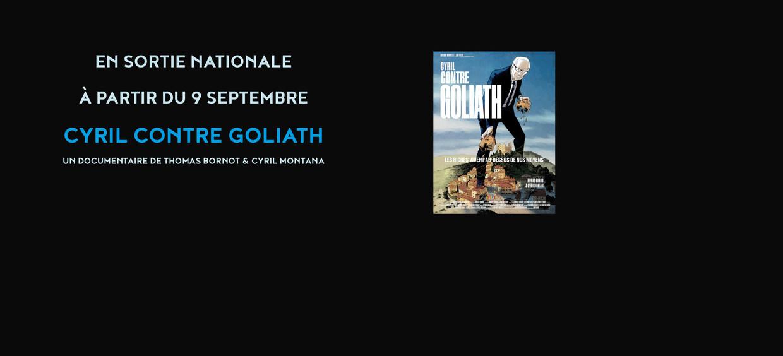 Photo du film Cyril contre Goliath